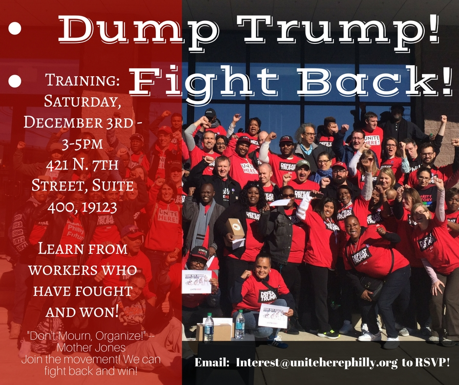dumptrumpfight